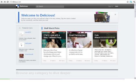 Delicious.com